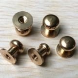 Customizado Antique Finshing Metal Rivet Screw
