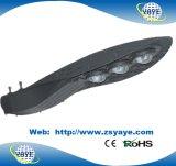 La mejor lámpara del camino de las luces de calle de la MAZORCA LED de la garantía 80With100With120W de los años de la venta Ce/RoHS /3/5 de Yaye 18 LED