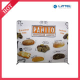 Tissu Tension Trade Show Banner Display Exhibition Stand (LT-24Q1)