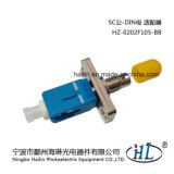 Hz-0202f105-Bb Sc / Hombre-DIN / adaptador hembra