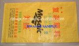 2/3 impresora tejida PP del bolso de la tela de los colores