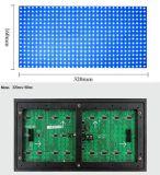P10 scelgono il modulo blu della visualizzazione di LED di HD per la matrice a punti Semi-Esterna dei pixel 32*16 di /Indoor 320*160mm