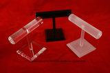 Fester Acrylarmband-Armband T-Stab Schmucksache-Ausstellungsstand 16cm hoch