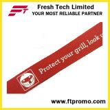 Preiswerte Sport-Geschäfts-Polyester-Abzuglinie mit Firmenzeichen