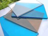 Panel-gewölbtes Blatt-festes Blatt Manufacuter des Polycarbonat-Blatt Multiwall Blatt-U
