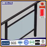 Leuning en Balkon van het Glas van het aluminium het de Duidelijke met 1.2m Hoogte