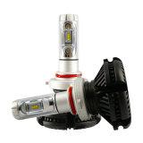 12V -24V Gleichstrom 50W 6000lm Philips-Zen 9005 (HB3) 9006 H1 H3 H7 H11 X3 LED Scheinwerfer