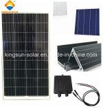 painel solar poli de eficiência 165W elevada