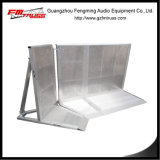 Aluminiumlegierung-Metallsperren-Zaun-System für Ereignis