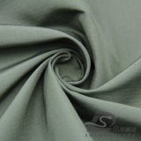 50d 290t Water&Wind - Resistant Outdoor Sportswear Down Jacket Woven Plaid Jacquard 100% Polyester Pongee Fabric (53238)