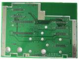 placa do PWB 4layers de 1.6mm com a borda chapeada para uma comunicação