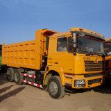 Shacman 6X4 30 tonne 10 Wheeler 380HP Dump camion à benne basculante