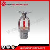 Спринклер защиты от огня при кром законченный для системы опылительного орошения пожара