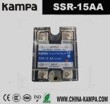 Le SSR-15AA 24-480ACC à 90-280VAC monophasé relais de l'état solide