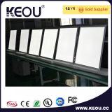 Высокая мощность алюминиевый профиль светодиодный индикатор на панели 600*600 мм