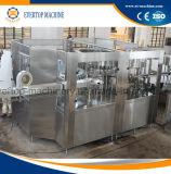 Linha de produção de bebidas carbonatadas