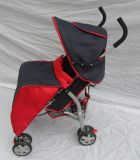 Landau de bébé de qualité avec la couverture de pluie et la couverture de pied (CA-BB264)