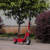 2 wielen die ElektroAutoped voor de Jonge geitjes van het Kind 24V 250W vouwen