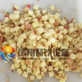 Fruits de légumes automatiques Pommes de terre de carottes Taro Tomate Cassava Cubes Dicing Cutting Machine