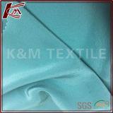 Tela de seda de seda teñida sólida del Crepe del lomo de De de Crepe del satén