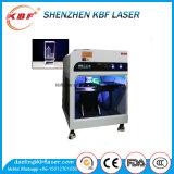 la macchina verde 3D del laser 5W interna incide la fabbrica di vetro dell'incisione