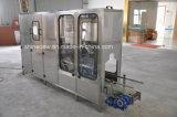 300bph finalmente procesado máquina que capsula de relleno de levantamiento automática de 5 galones