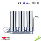 3000L Large Stainless Steel Horizontal Water Purifier