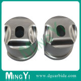 Bucha oval de lustro elevada do guia do perfurador do metal do CNC