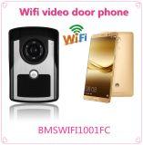 Большое содействие для новейших WiFi видео телефон двери дверь
