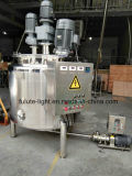 Stainless Steel shampoo and lotion Cream Mixing tank