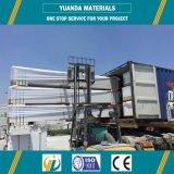 Panneaux ignifuges préfabriqués par poids léger de mur en béton pour la construction de bâtiments