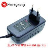 ERP VI Adapter de van uitstekende kwaliteit van de Macht van de Omschakeling van de Efficiency 12V 3A AC gelijkstroom