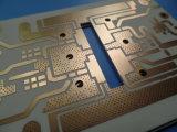 高周波PCB RO4350bおよびRO4450bの銅のボード2つのOz