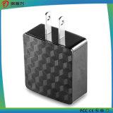 5V 2.0A USB Home Wall Black Charger para UE Plug (acessório de telefone)