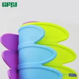De Onderlegger voor glazen Potholder van Tablemat Placemat van het Silicone van de Gift FDA/LFGB van de bevordering