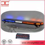 indicatori luminosi d'avvertimento dello stroboscopio ambrato bianco blu del veicolo LED di 1200mm (TBD09926-22A)