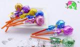 Automatische kugelförmige Lollypop Verpackungsmaschine