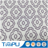 Colorear la tela que hace tictac del colchón de bambú de la viscosa 300GSM del telar jacquar del hilado