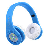 Stn-19 Bluetooth Music Headphone Wireless Headset with LED TF Card