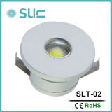 accensione di /Downlight dell'indicatore luminoso di soffitto di 1W 350mA LED (Slt-02)