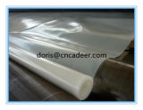 HDPE Geomembrane/Plastikfilm mit weißer Farbe