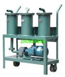 Mini unità usata del filtro dell'olio, sistema di trattamento economico dell'olio