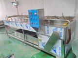 Spray de Alta Pressão Industrial Tipo de escova de limpeza de melão Frutas Máquina de Lavar Roupa