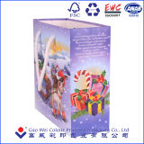 제조 직업적인 주문 크리스마스 종이 봉지 또는 쇼핑 백 또는 선물 부대