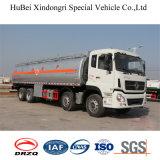 28cbm中国の上10のDongfengのユーロ4の燃料タンクのトラック