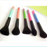 5PCS poignée en bois Cosmétique Pinceaux Maquillage Brush Set