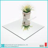 La Chine 3-8 mm le flottement/Salle de bains/argent/cuivre antique et décoratif,/miroir sans plomb