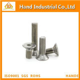 Factory Sales Ss316 DIN7991 Csk Head Hex Socket Screws