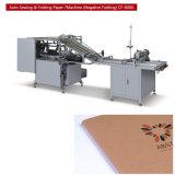 Pliage négatif avec la machine à coudre de réservation manuelle d'amorçage de conformité de la CE