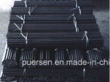 [بوغ] 18 [بيندينغ وير] سوداء & رابط سلس يلدّن سلس